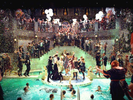 gatsby pool party