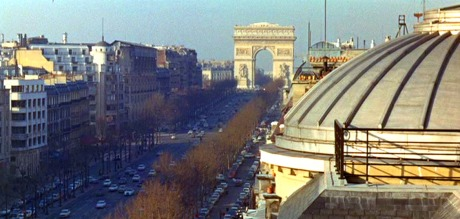 paris winter 1963