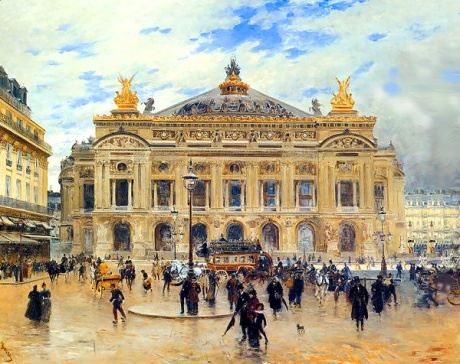 Palais Gernier Opera